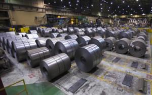 Экспорт стали