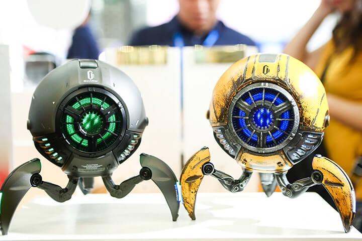 GH – Электронные роботы