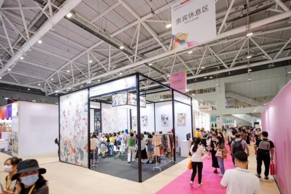 Intertextile Shenzhen – Международная зона 3