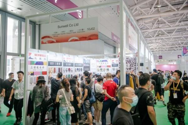 Intertextile Shenzhen – Международная зона 7