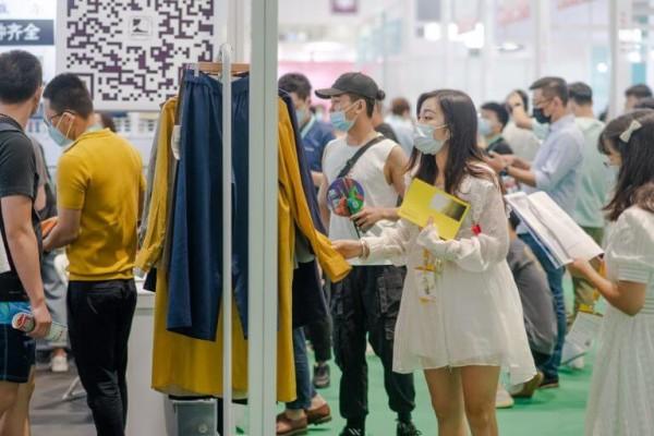 Intertextile Shenzhen – Посетители и участники 1