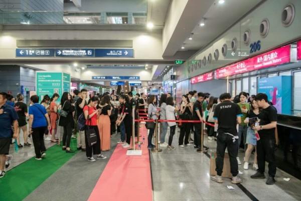 Intertextile Shenzhen – Регистрация посетителей