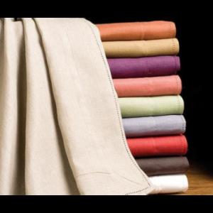 Льняные ткани