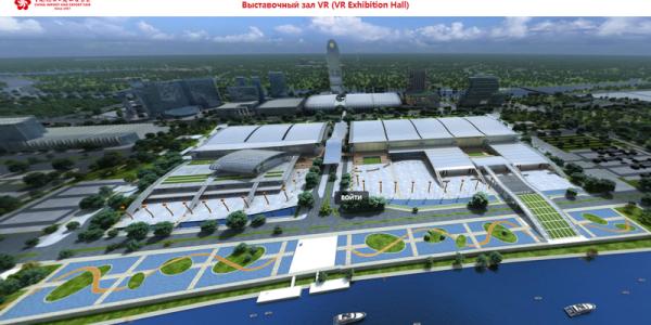 VR Exhibition Hall